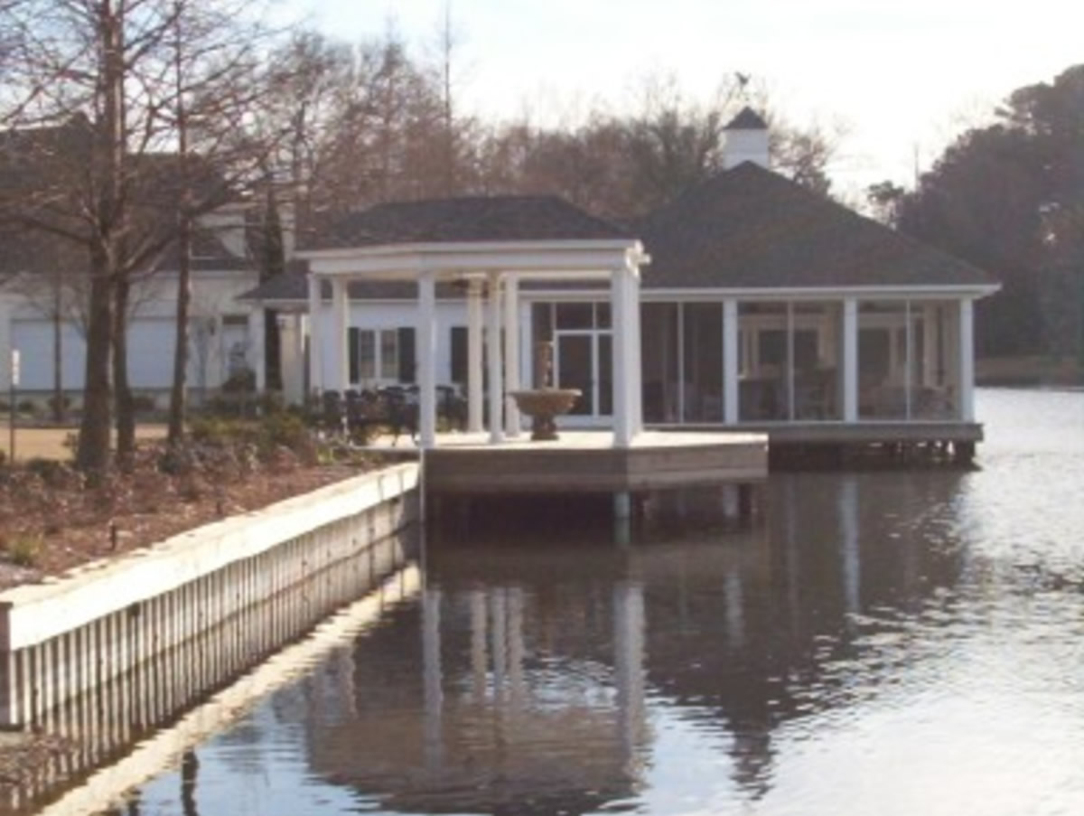 Photos Of Another Project From Vines Piers Inc Beautiful Seawalls Docks Piers Boathouses